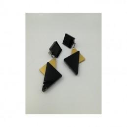 Orecchini triangoli mini +