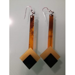 DISSONANCE 6 earrings (couple)
